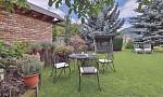 Penzión Svarny, Lisková - záhrada