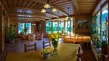 Penzión Jozef - spoločenská miestnosť a jedáleň