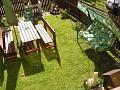Privát u Jany Ždiar - hojdačka, gril, záhradné sedenie