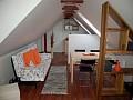 Apartmán Vika - obývačka