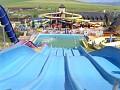 Tobogány v Aquaparku Tatralandia