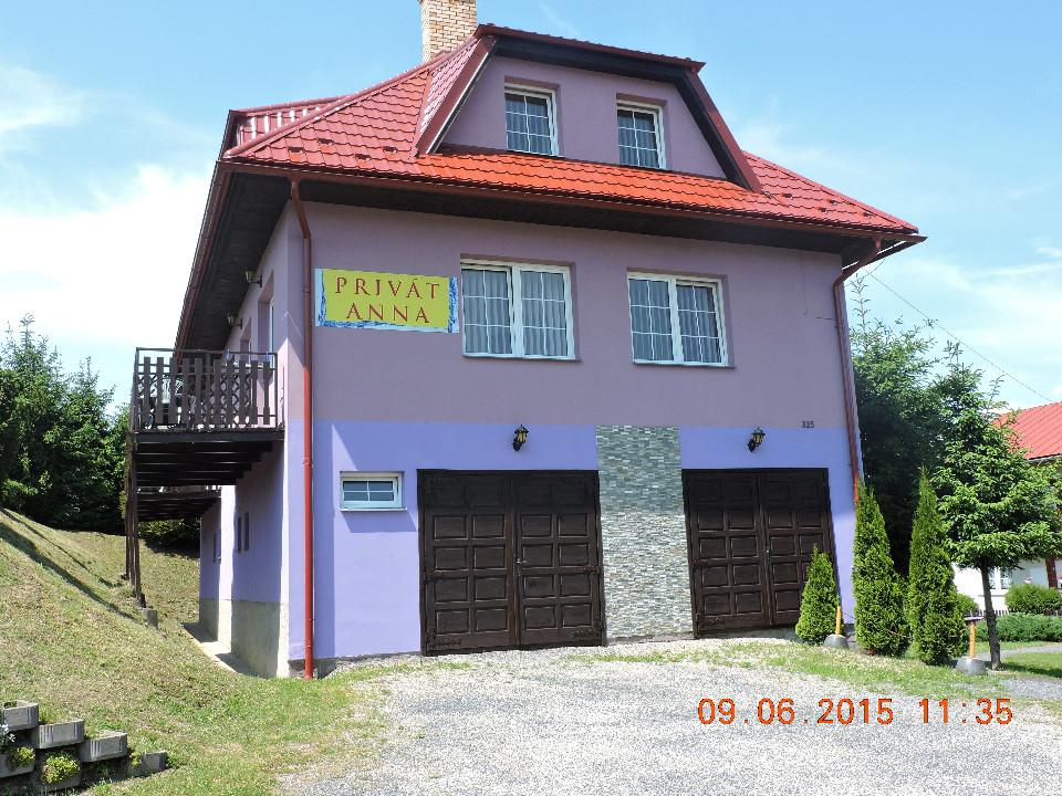 Ubytovanie Anna, Vrbov
