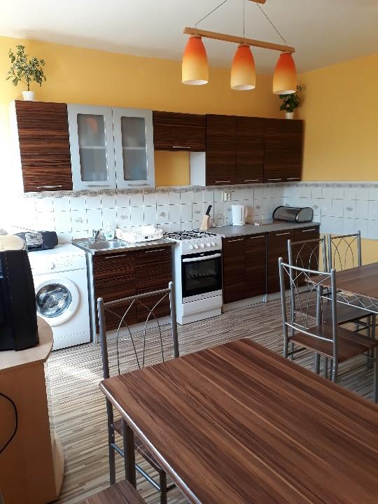 Kuchyňa poschodie