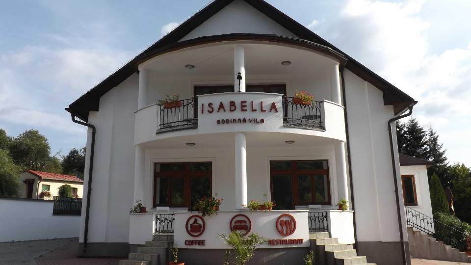 Penzión Vila Isabella