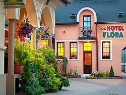 Hotel FLÓRA** - Liptov -  Bešeňová | 123ubytovanie.sk