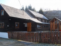 Chalupa DENISA - Západné Tatry - Orava - Oravský Biely Potok | 123ubytovanie.sk