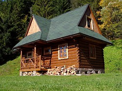 Hétvégi ház JANKA
