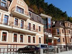 Hotel PRAHA *** - Stredné Považie - Trenčianske Teplice  | 123ubytovanie.sk