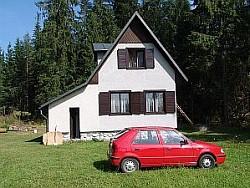 Hétvégi ház PODBANSKÉ