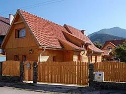 Hétvégi ház LEHOTA