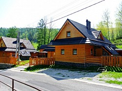 Hétvégi ház GORAL