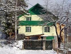 Hétvégi ház ŠPANKA