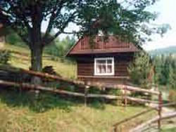 Chata ČAROVNÁ CHALÚPKA