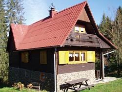 Chata OĽA - Západné Tatry - Orava - Oravice | 123ubytovanie.sk