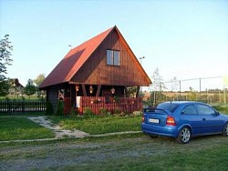 Hétvégi ház DOLNÁ STREHOVÁ