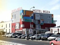 Hotel MÚZA - Košice  | 123ubytovanie.sk