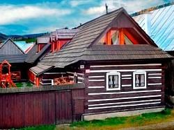 Hétvégi ház APLEND DREVENIČKA