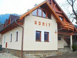 Penzión ADMIT - Malá Fatra - Terchová | 123ubytovanie.sk