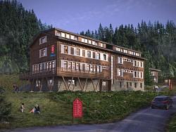 Eko-šport hotel BJÖRNSON