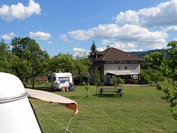 Camp SEDLIACKY DVOR