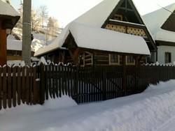 Hütte POD ÚBOČOU