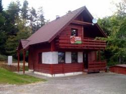 Chata POD LANOVKOU