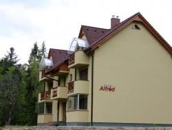 Penzión ALFRÉD - Spiš - Ľubovnianske kúpele  | 123ubytovanie.sk