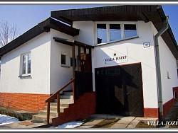 Chata VILLA JOZEF - Nízke Tatry - Liptov -  Liptovský Ján  | 123ubytovanie.sk