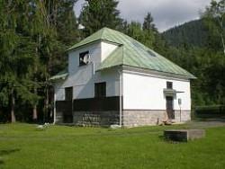 Hütte EKOLOGIS