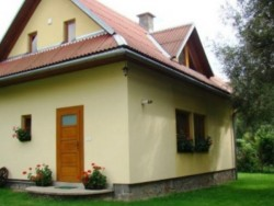 Hétvégi ház U KOSTKOVCOV