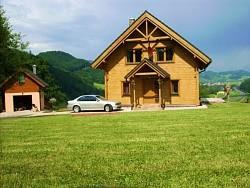 Chata RACIBOR - Orava - Oravský Podzámok  | 123ubytovanie.sk