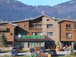 Hotel ENCIÁN *** - Nízke Tatry - Donovaly  | 123ubytovanie.sk