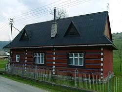Chata OSTURŇA - Zamagurie - Pieniny - Osturňa  | 123ubytovanie.sk