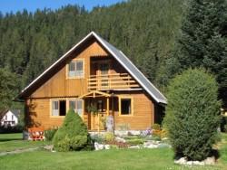 Drewniany domek Jašica