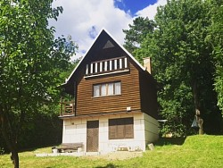 Házikó PERNÍKOVÁ CHATA