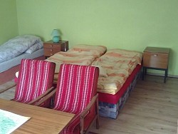 Accommodation U PAVLA