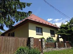 Chata BREZOVO - Dolná Nitra - Jedľové Kostoľany