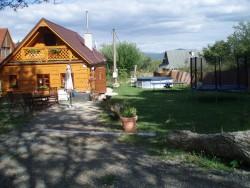 Chatky Malá farma ŠOBOV