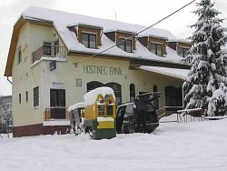 Penzión HOSTINEC BANÍK - Nízke Tatry - Liptov - Dúbrava | 123ubytovanie.sk