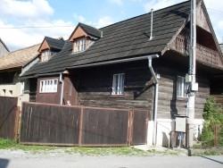 Wooden cottage JÚLIA