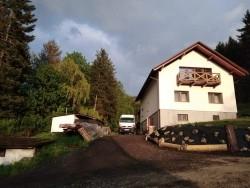 Hütte SVRČINOVEC