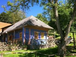 Modrá farma - Domček TEKVICA