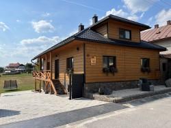 Hétvégi ház U ŠANDORA