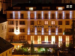 Hotel GRAND - MATEJ****