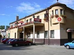 Hotel turystyczny HOTEL ZAHOVAY
