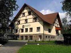 Hotel TULIPÁN **** - Vysoké Tatry - Tatranská Lomnica | 123ubytovanie.sk