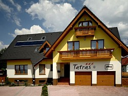 Pension TATRAS***