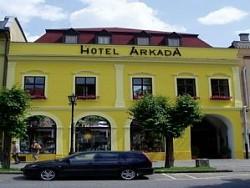 Hotel ARKÁDA*** - Spiš - Levoča | 123ubytovanie.sk