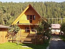Chata BRONKA - Západné Tatry - Orava - Oravský Biely Potok | 123ubytovanie.sk