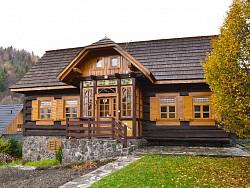 Hütte BUKOVINA
